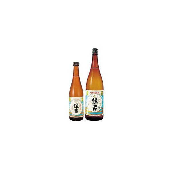 特別純米酒 金住吉(樽酒) 1800ml