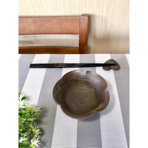 開花鉢(小)/津軽金山焼 金山焼 陶器 日本製 手作り ギフト 記念品 プレゼント 贈り物 おしゃれ 花 小鉢 鉢 かわいい 食器 器