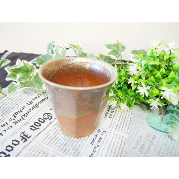 りんごの森 面取りカップ (大)|kanayamayaki