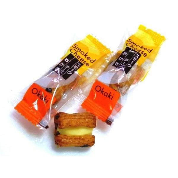 スモークチーズおかき100g(約29個)