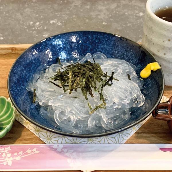 ところてん 4人前セット 伊豆・伊豆諸島産の天草のみで作る生寒天|kanda-fukuoshouten|02
