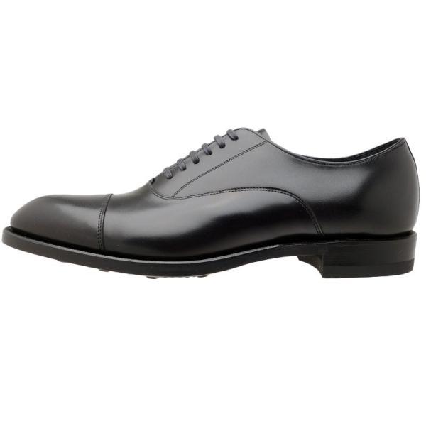 シェットランド フォックス SHETLAND FOX コベントリー ストレートチップ 002FSF ブラック 本革 靴 メンズ ビジネスシューズ kanda-mimatsu 02