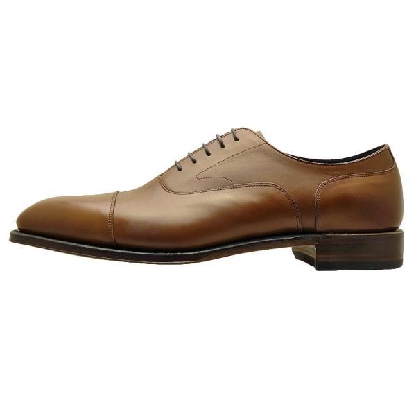 シェットランド フォックス SHETLAND FOX バーミンガム ストレートチップ 041FSF ブラウン 本革 靴 メンズ ビジネスシューズ|kanda-mimatsu|02