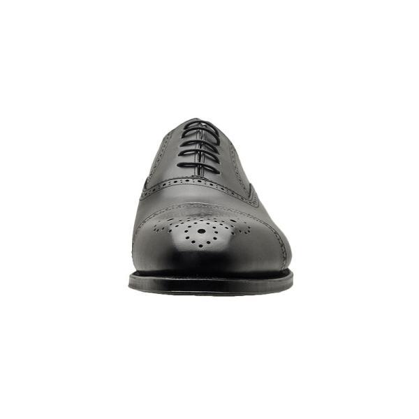 シェットランド フォックス SHETLAND FOX バーミンガム セミブローグ 042FSF ブラック 本革 靴 メンズ ビジネスシューズ|kanda-mimatsu|04