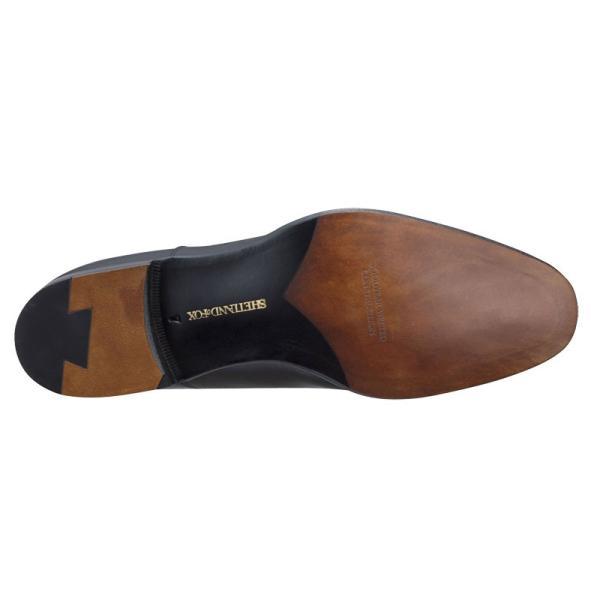 シェットランドフォックス SHETLAND FOX 077FSF ブラッドフォード/ストレートチップ ブラック メンズ 革靴 紳士靴|kanda-mimatsu|03