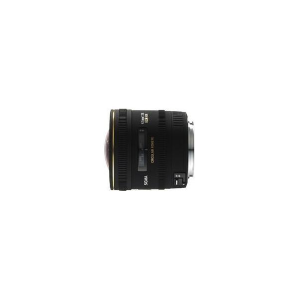 SIGMA(シグマ) 4.5mm F2.8 EX DC Circular Fisheye HSM(ニコン用)の画像