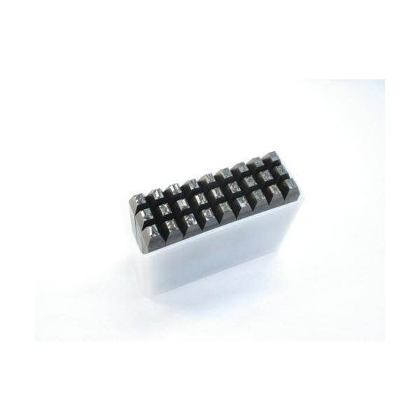 TRUSCO 英字刻印セット 2mm