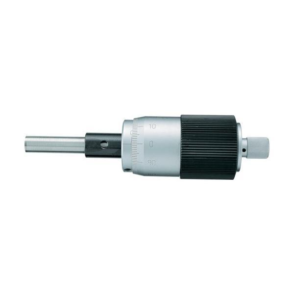 SK マイクロメータヘッド 測定範囲0〜25mm ストレート