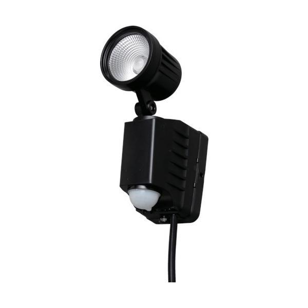 IRIS AC式LED防犯センサーライト  750lm 1灯