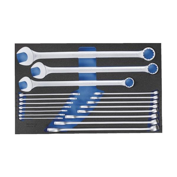 GEDORE コンビネーションスパナセット 2005CT4‐7XL