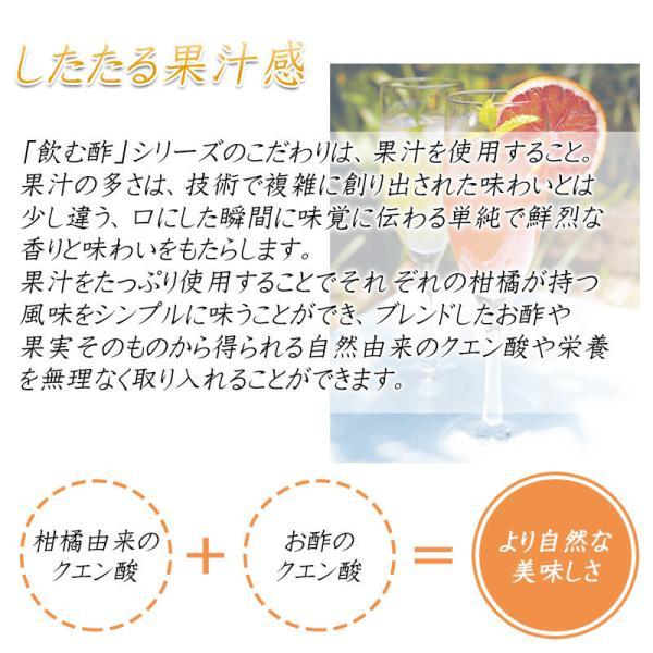 父の日 プレゼント 飲むお酢 飲む酢 ギフト ゆず ブラッドオレンジ 青みかん 果実酢 フルーツ酢|kandasyouten|07