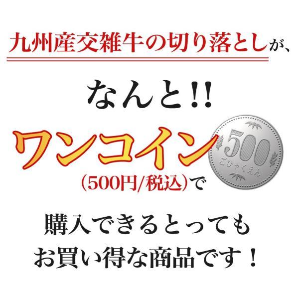 【訳あり】【国産牛】九州交雑牛切り落とし250g|kande-pro|02