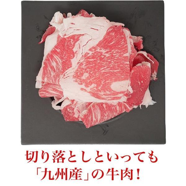 【訳あり】【国産牛】九州交雑牛切り落とし250g|kande-pro|03