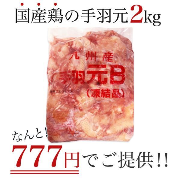 【訳あり】国産手羽元たっぷり2kg【B品】|kande-pro|02