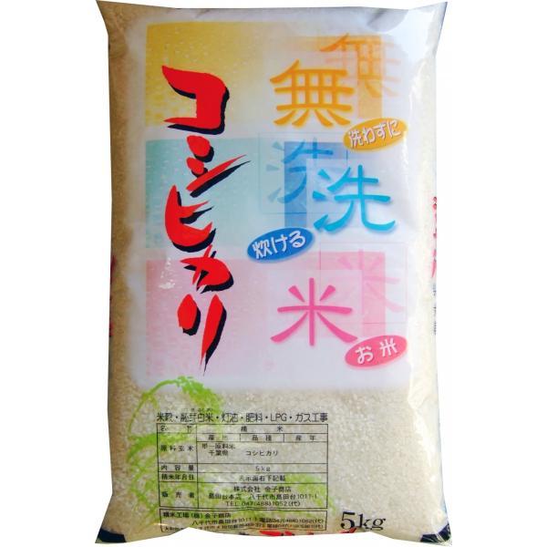 米 お米 5kg 千葉県産 無洗米 コシヒカリ 熨斗紙 名入れ ギフト対応|kanekokome|07