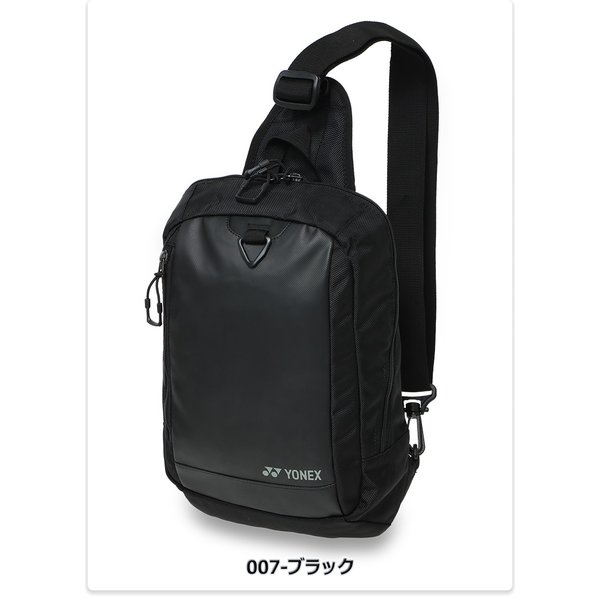 ワンショルダーバッグ ボディバッグ 斜めがけ 男女兼用 ヨネックス/ワンショルダーバッグ BAG1856