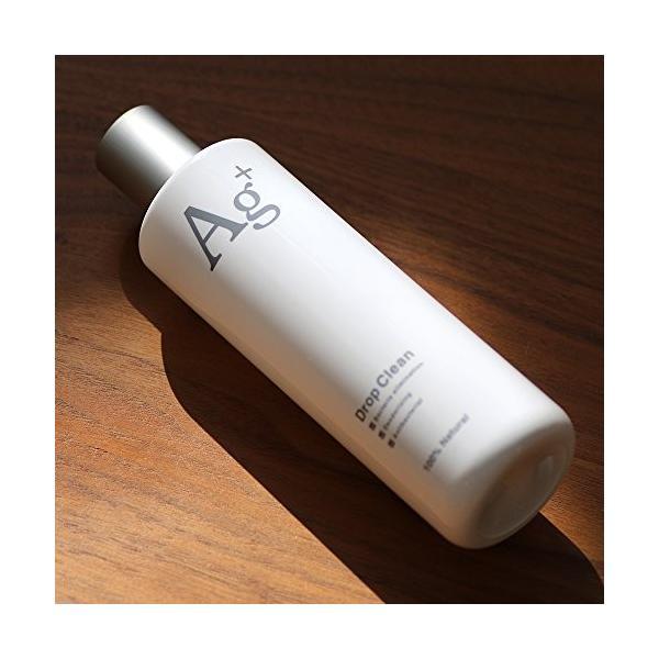 mercyu メルシーユー  抗菌・除菌・消臭液 Drop Clean + Agイオン MRU-DC01