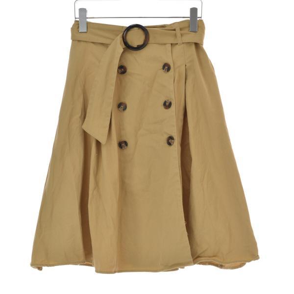 GRL / グレイル トレンチ スカート