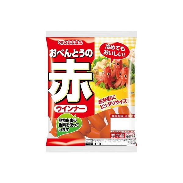 丸大食品 おべんとうの赤 ウインナー 50g入