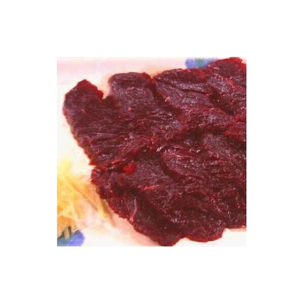 お刺身用 鯨肉 (クジラ 赤肉) 約1kg
