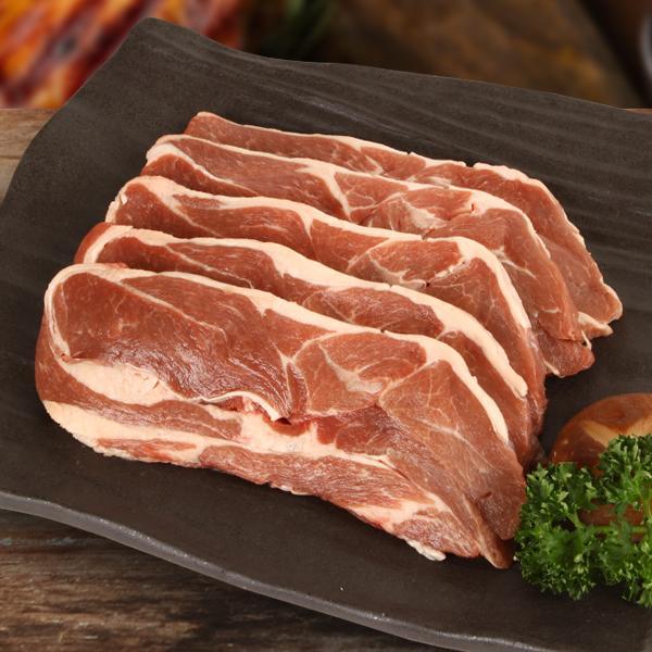 [凍]羊肉(ラム肉)ステーキ用約1kg/焼肉/BBQ