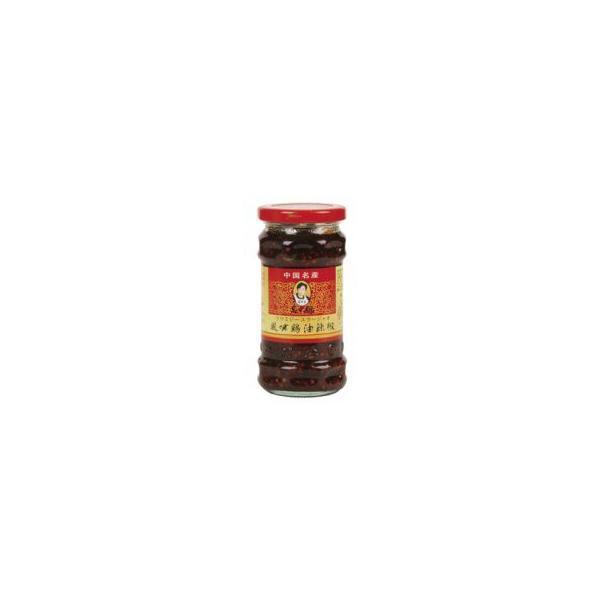 老干媽風味鶏油辣椒280g 中国食品・韓国食品・韓国市場