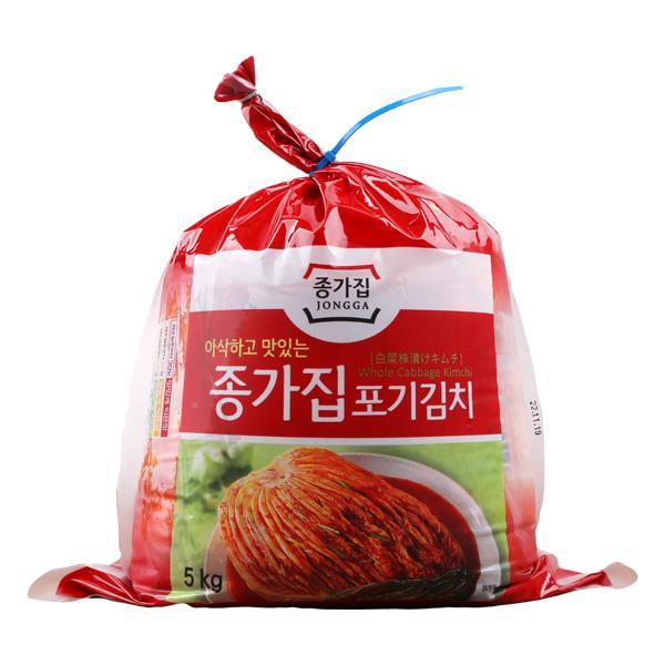 [冷]宗家白菜キムチ5kg/韓国キムチ/白菜キムチ kankoku-ichiba