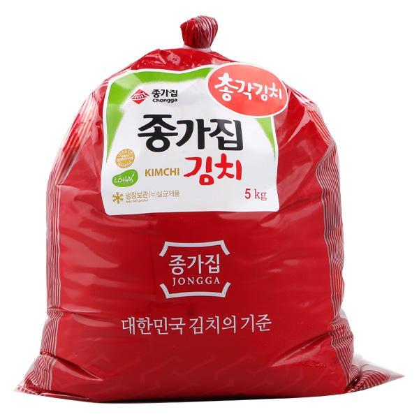 [冷]宗家大根キムチ「チョンガク」5kg/韓国キムチ/大根キムチ|kankoku-ichiba