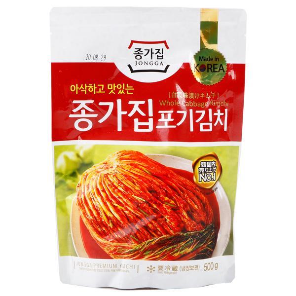 [冷]宗家白菜キムチ500g/韓国キムチ/白菜キムチ|kankoku-ichiba