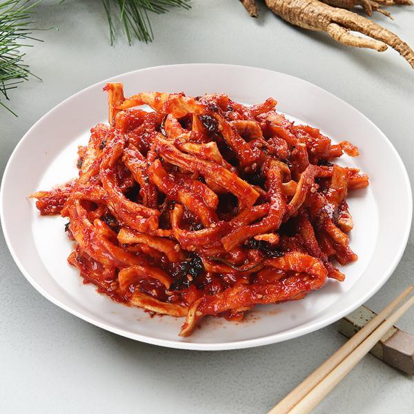 [冷]自家製切り干し大根辛口和え500g/韓国惣菜/韓国おかず