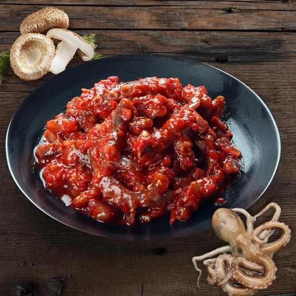 [凍]市場タコ塩辛500g/韓国タコ塩辛/韓国塩辛|kankoku-ichiba