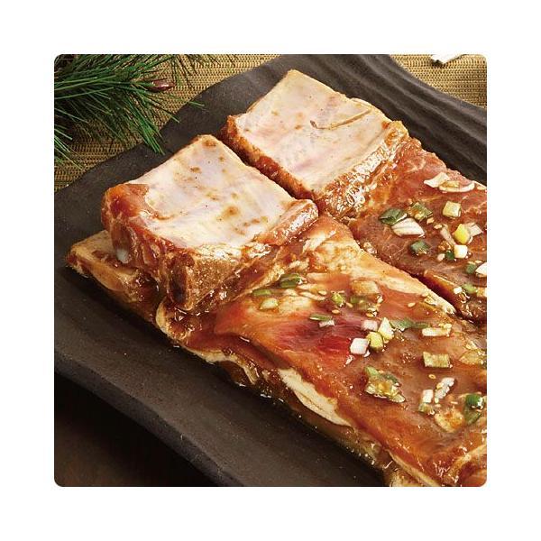 [凍]ピョルチンヤンニョム(味付け)豚カルビ1kg-チリ産/韓国焼肉/BBQ|kankoku-ichiba|02