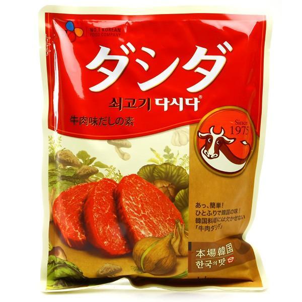 牛肉ダシダ1kg/韓国調味料/韓国ダシダ|kankoku-ichiba