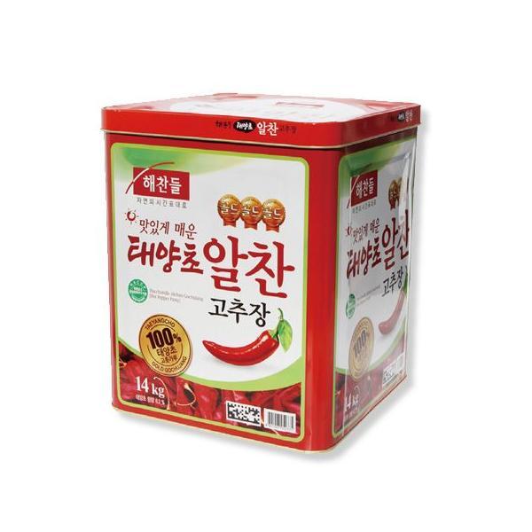 ヘチャンドル唐辛子味噌14kg/韓国コチュジャン/韓国調味料|kankoku-ichiba