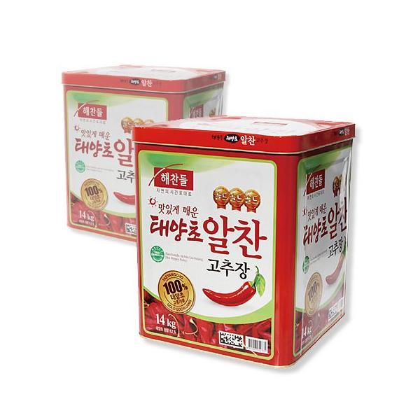 ヘチャンドル唐辛子味噌14kg/韓国コチュジャン/韓国調味料|kankoku-ichiba|02
