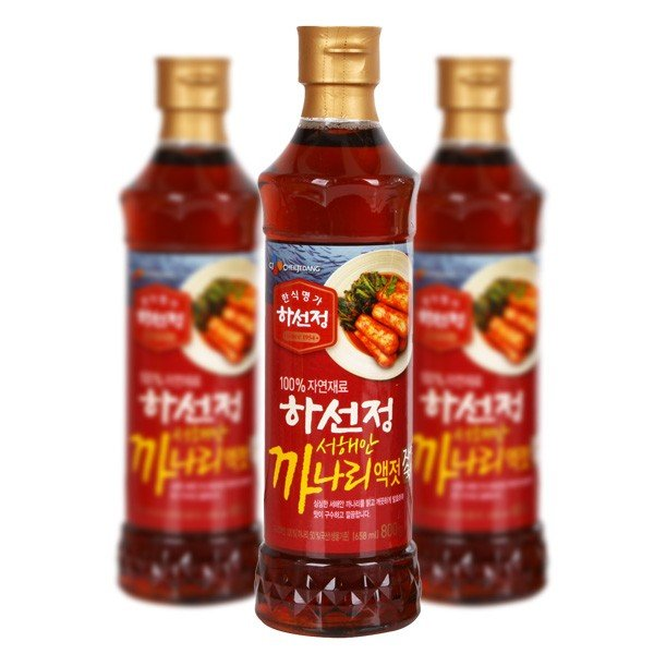 カナリ(いかなご)エキス800g/韓国調味料/韓国カナリエキス