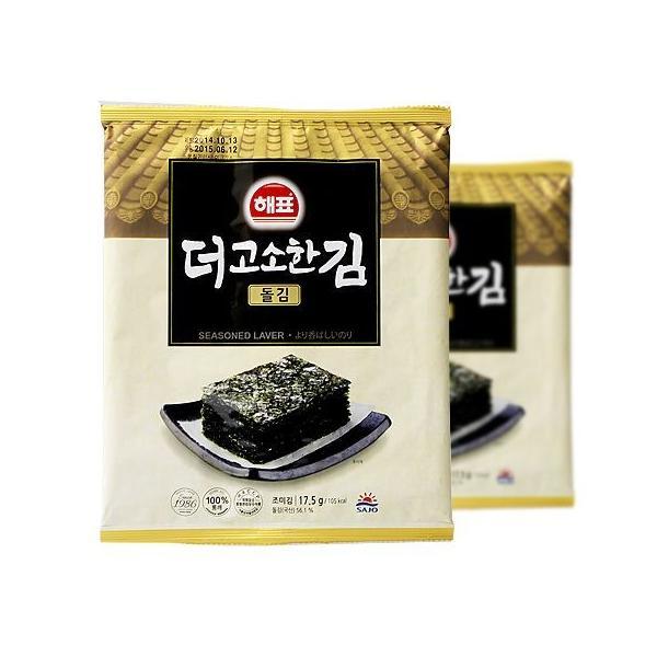 ヘピョ岩海苔(全長)1箱(40×155円)/韓国海苔/味付け海苔/韓国食品 kankoku-ichiba