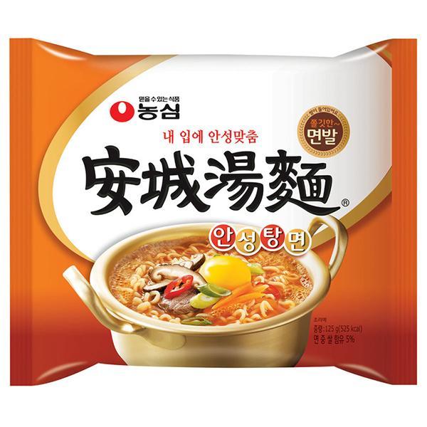 安城湯麺1箱40個(90円×40)/韓国ラーメン/インスタントラーメン/らーめん|kankoku-ichiba