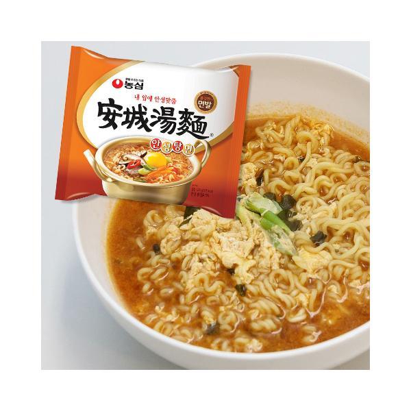 安城湯麺1箱40個(90円×40)/韓国ラーメン/インスタントラーメン/らーめん|kankoku-ichiba|03