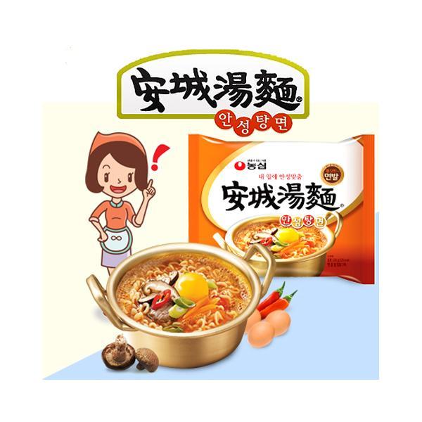 安城湯麺1箱40個(90円×40)/韓国ラーメン/インスタントラーメン/らーめん|kankoku-ichiba|04