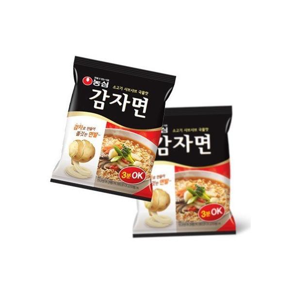 【SALE】ジャガイモラーメン1箱40個(105円×40)/韓国ラーメン/インスタントラーメン|kankoku-ichiba|02