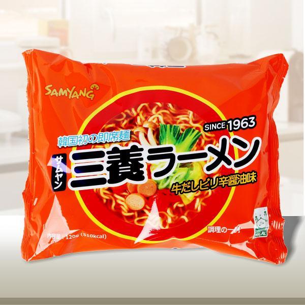 三養ラーメン/韓国らーめん/ラーメン/インスタントラーメン|kankoku-ichiba