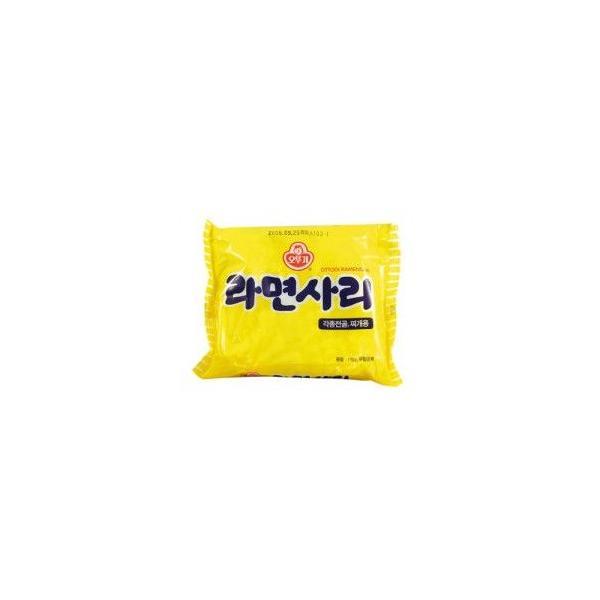 ラーメンサリ(麺のみ)1箱48個(65円×48)/韓国ラーメン/インスタントラーメン/ブデチゲ、ラーポッキ、など鍋用