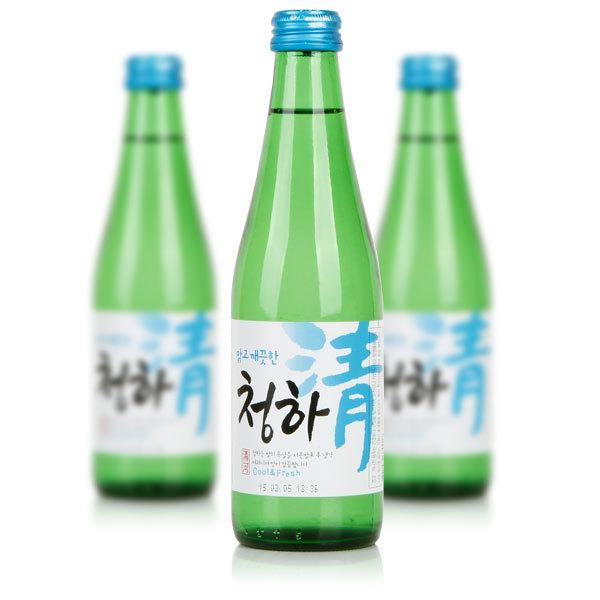 清河(チョンハ)-Alc.13%/韓国伝統お酒/韓国お酒 kankoku-ichiba