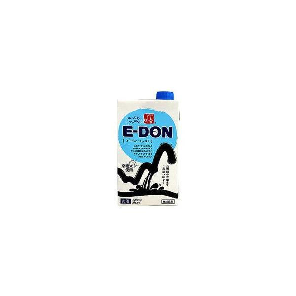 【SALE】二東(E-DON)米マッコリ(紙パック)1L1箱16本(450円×16)/韓国マッコリ/韓国お酒|kankoku-ichiba