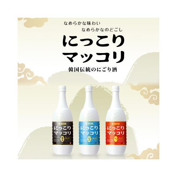 【SALE】二東(E-DON)米マッコリ(PET)1L1箱15本(460円×15)/韓国マッコリ/韓国お酒|kankoku-ichiba|04