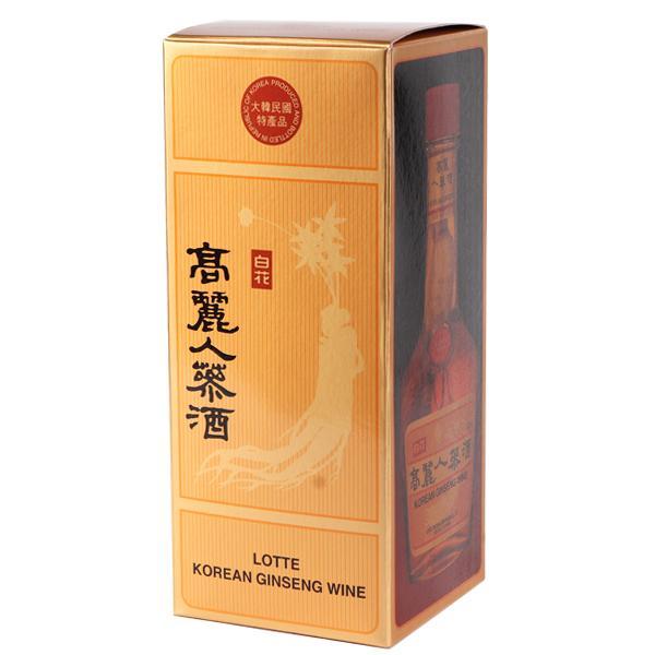 高麗人参酒-Alc.35%/韓国伝統お酒/白花高麗人参酒|kankoku-ichiba|02