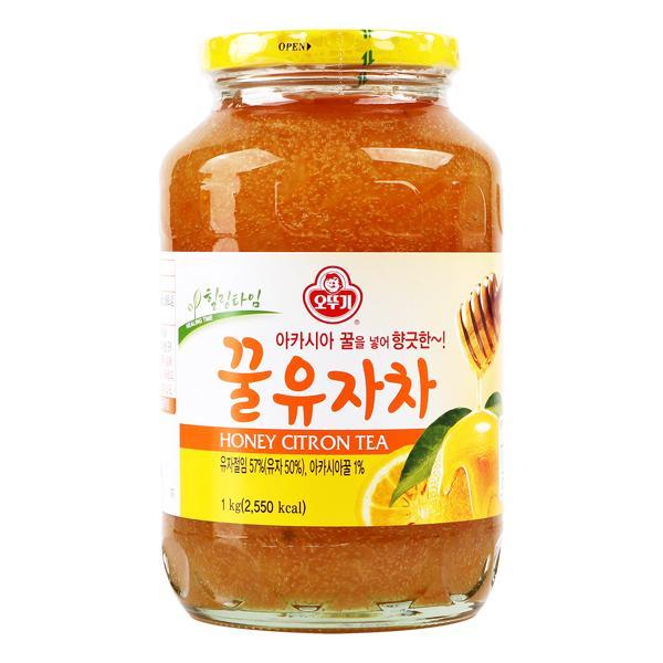 オットゥギゆず茶1kg/柚子茶/韓国ゆず茶/韓国お茶|kankoku-ichiba
