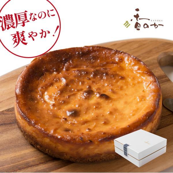 豊潤チーズケーキ 父の日 スイーツ 厳選素材 濃厚 ベイクドチーズケーキ お取り寄せ ギフト|kanoka-cake