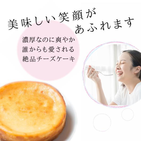 豊潤チーズケーキ 父の日 スイーツ 厳選素材 濃厚 ベイクドチーズケーキ お取り寄せ ギフト|kanoka-cake|02